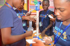 WAAW Foundation - STEM Education for African girls