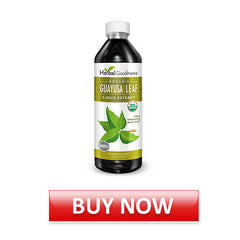 guayusa leaf liquid extract
