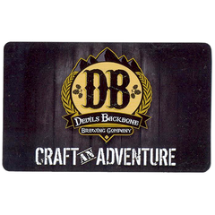 Devils Backbone Gift Card
