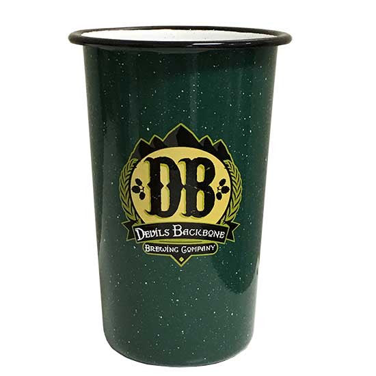 Devils Backbone Happy Trails Stainless Steel Pint Tumbler