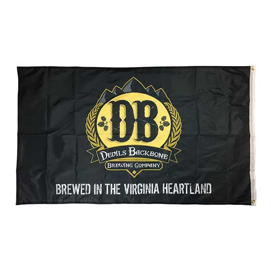 Devils Backbone 3' x 5' Double Sided Flag