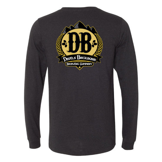 Devils Backbone Long Sleeve Virginia Heartland T-shirt - Back View