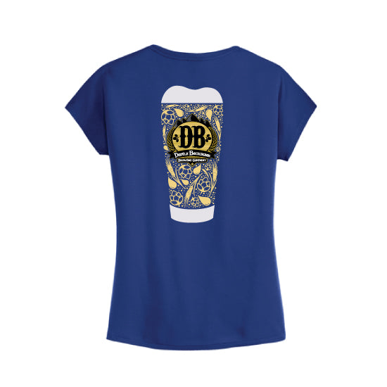 Devils Backbone Ladies Pint Dolman T-Shirt