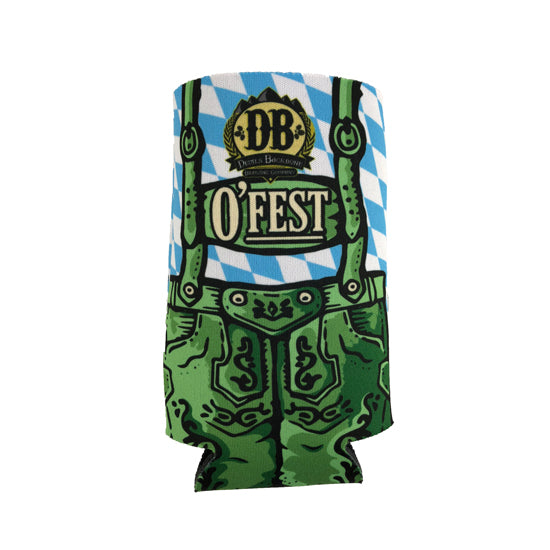Devils Backbone Lederhosen Tall Can/Bottle Koozie