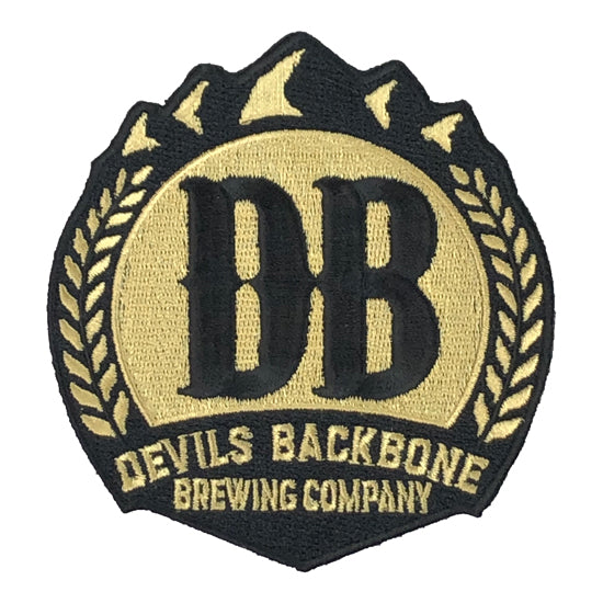 Signature Devils Backbone Logo Patch