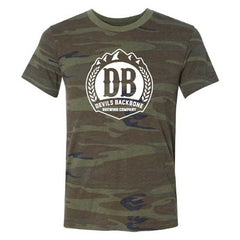 Devils Backbone Alternative Apparel Army Camo T-Shirt