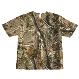 Devils Backbone Realtree Camo T-shirt - Front View