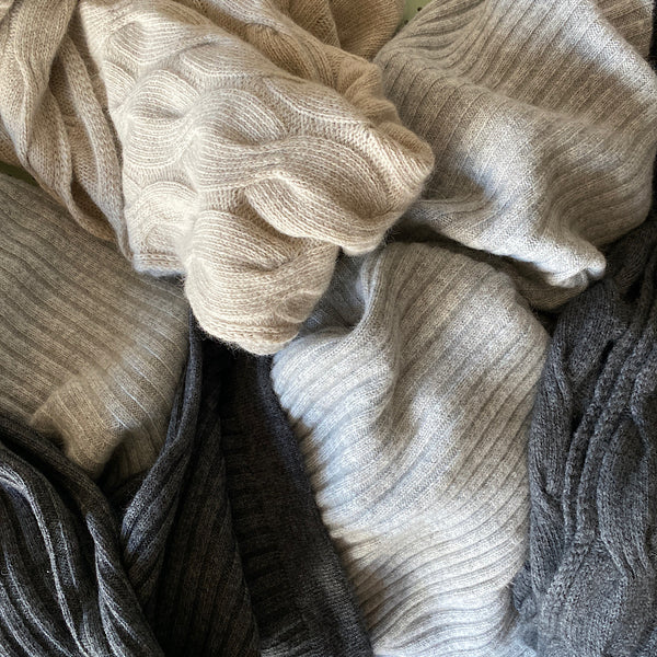 angora and merino wool blankets throws by bemboka