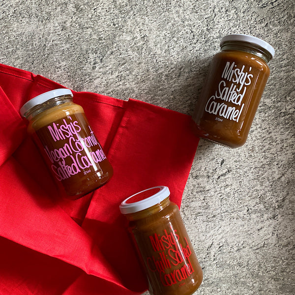 misty's chilli salted caramel