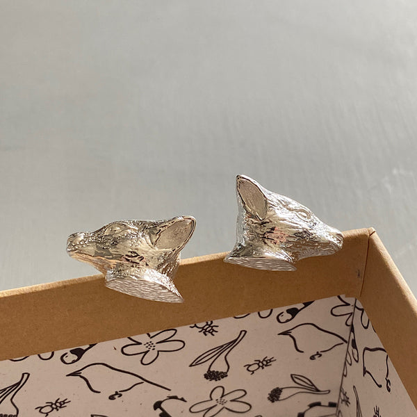 jim and jane sterling silver wallaby cufflink men's accessories