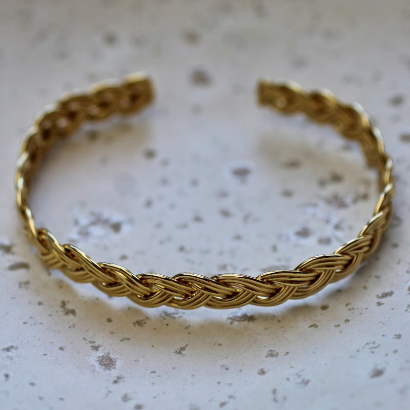 Rebecca Woven Bangle
