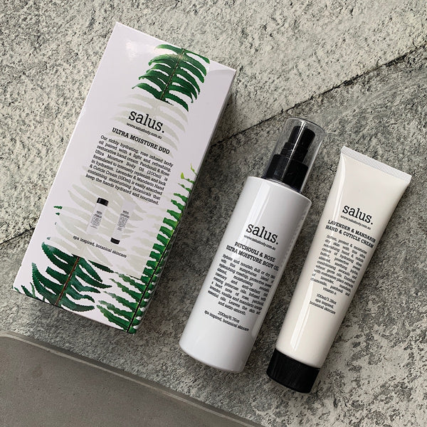 image of the ultra moisture duo from salus