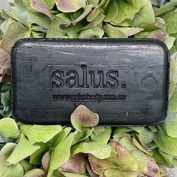 Black Clay soap from Salus
