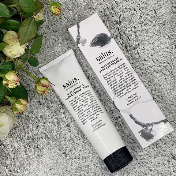 Rose intensive hand cream from Salus