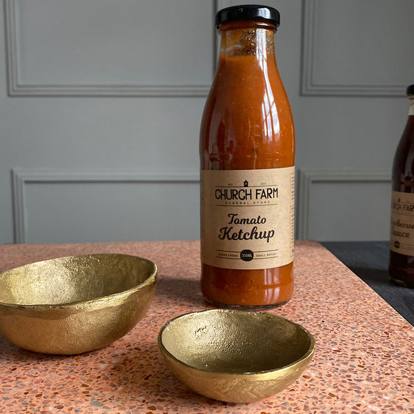 bilinudgel tomato ketchup tomato sauce by church farm general store
