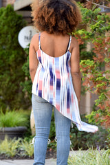 Asymmetric Cami Top