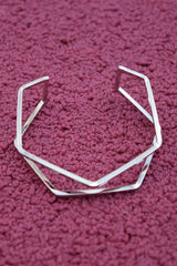 Bent Wire Bangle