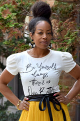 Be Yourself Tee