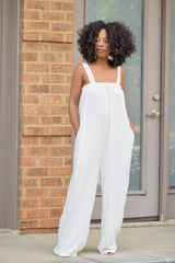 Flowy Overall Jumper