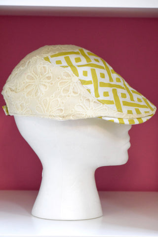 Ivy Cap- Tribal Lace- 2 colors