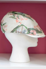 Ivy Cap- Sheer Floral- 2 colors