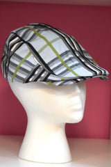 Ivy Cap- Racer Plaid -2 colors