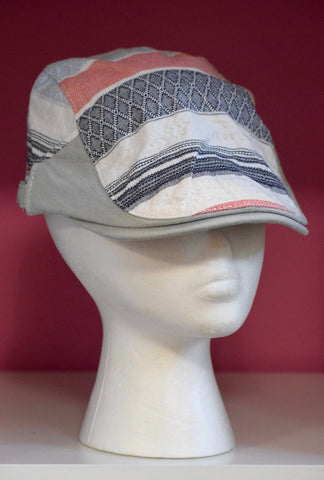 Ivy Cap- Polo Stripe