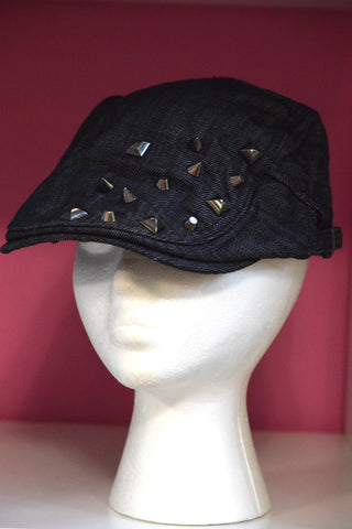 Ivy Cap- Denim Spike- 2 colors