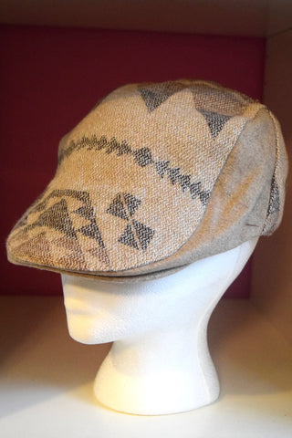 Ivy Cap- Tribal Tweed