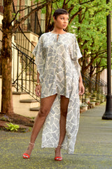 Hi Low Kaftan Dress