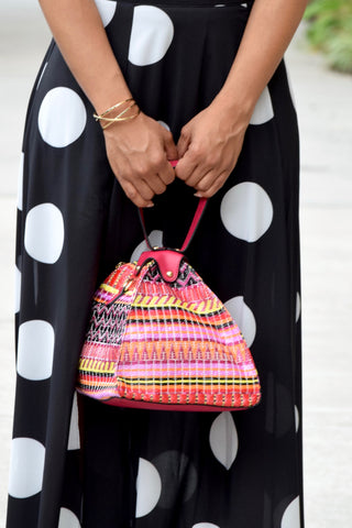 Tribal Cone Clutch