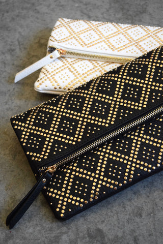 Stud Flap Clutch