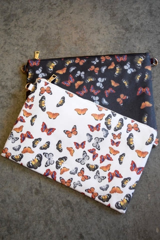 Butterfly Pouch Clutch