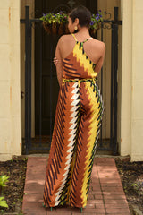 Aztec Wide Leg Pants