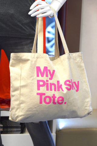 My Pink Sky Tote