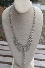 Drop Ringlet Necklace