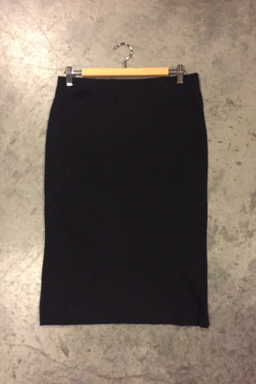 Pencil Skirt- Basic Black
