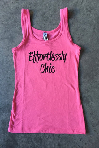 Effortlessly Chic Tank