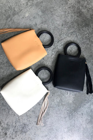 Ring Rectangle Tote