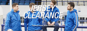 Jersey Clearance Sale
