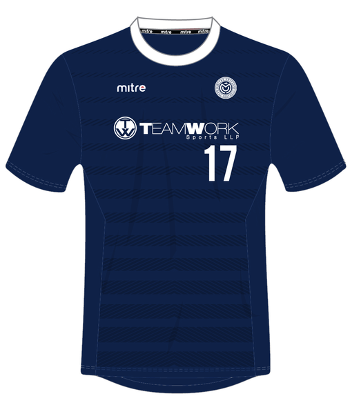 Number Printing on front of Jersey
