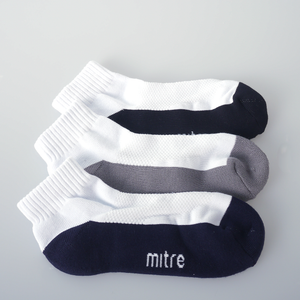 3-in-1 Quarter Socks
