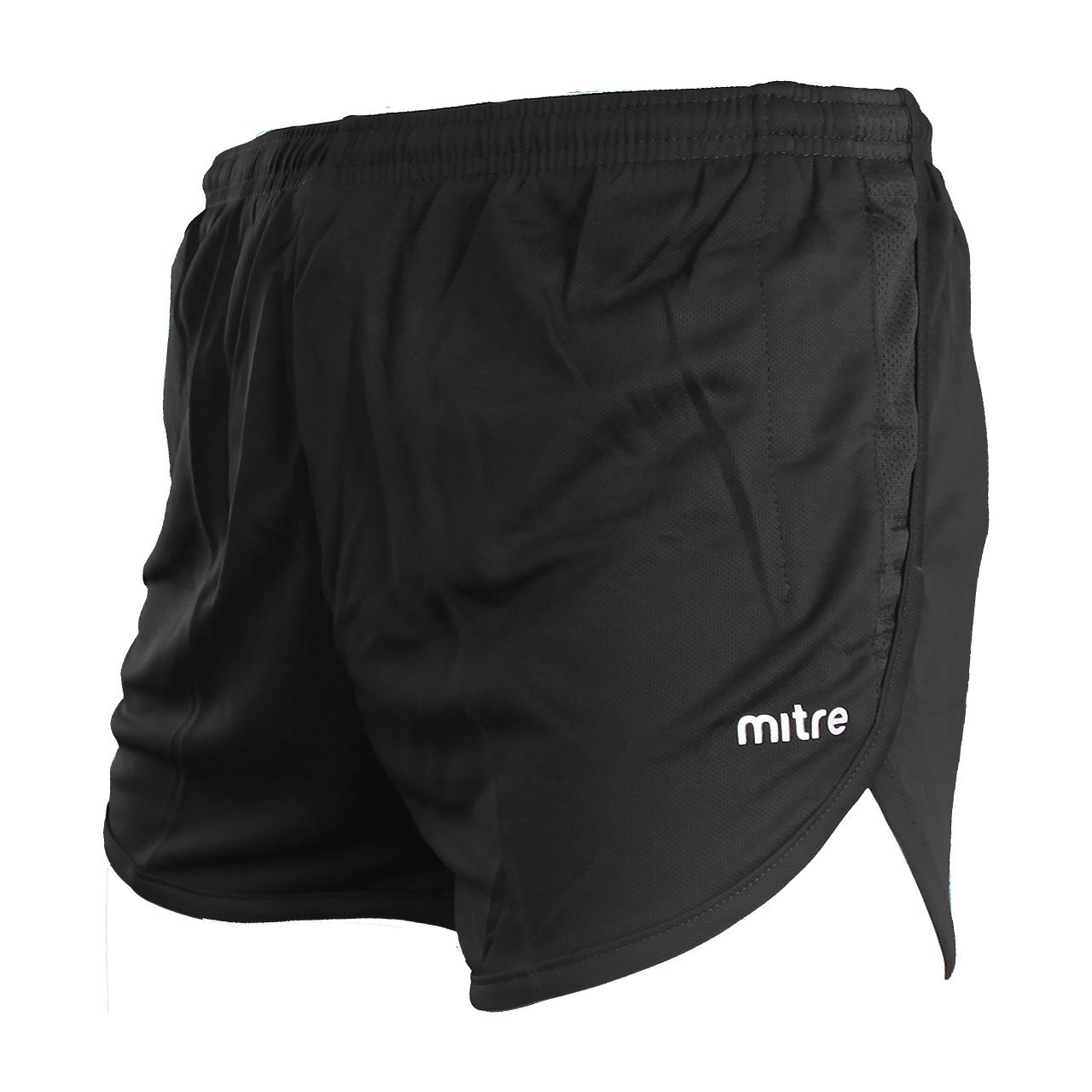 Maxicool Split Shorts [MRS401BLK]