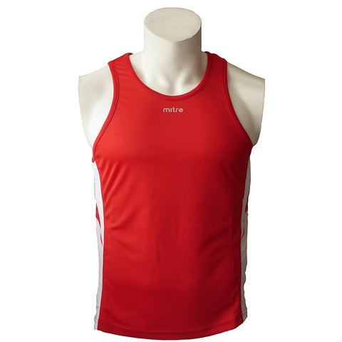 Maxicool Singlet Red [MRS400]