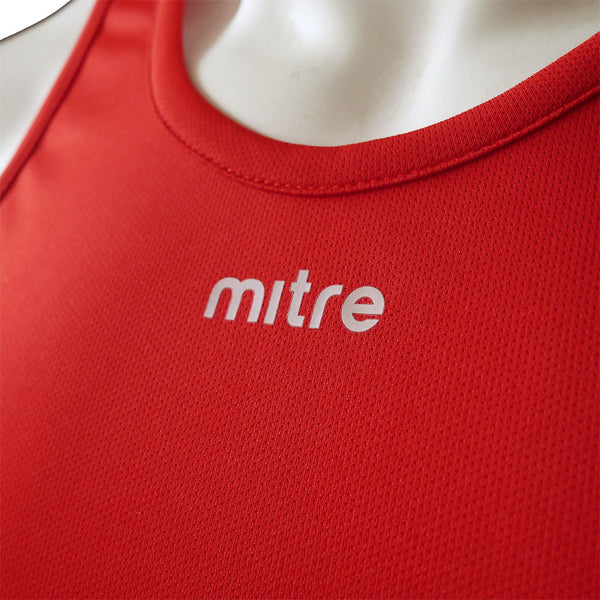 Maxicool Singlet Red [MRS400RD]
