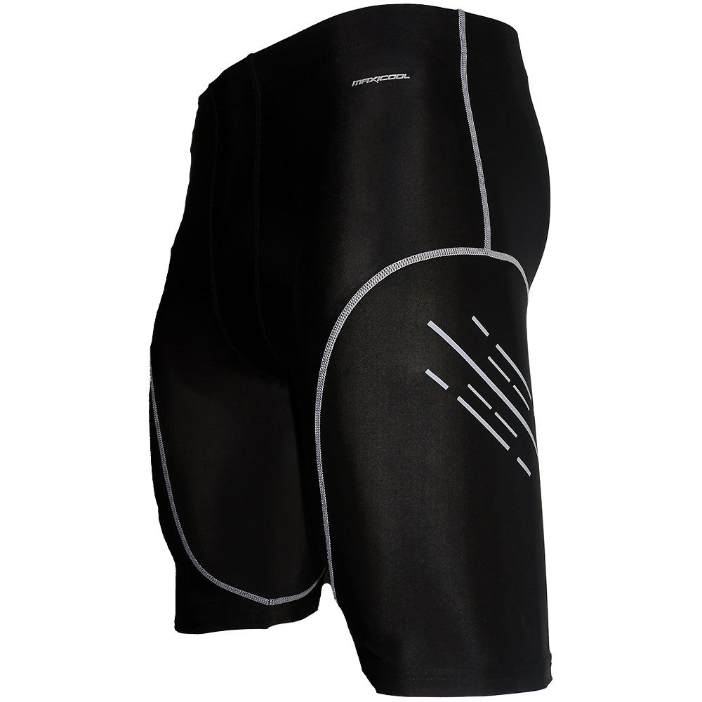Maxicool Half Tights [MXC8010BLK]