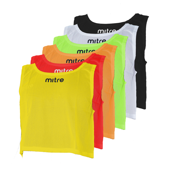 Pack of 11 Adult Training Bibs [MB100]