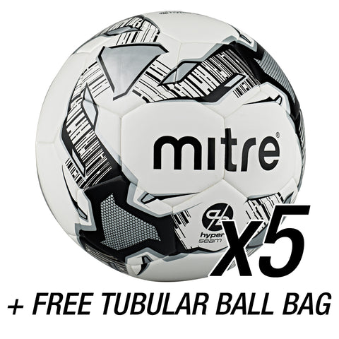 Calcio Hyperseam + FREE Tubular Ball Bag