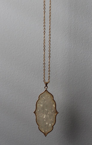 Moroccan Pendant Necklace