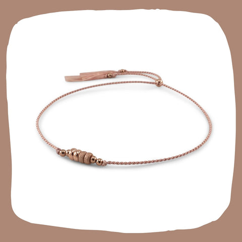Abacus Row Mother Daughter Bracelet